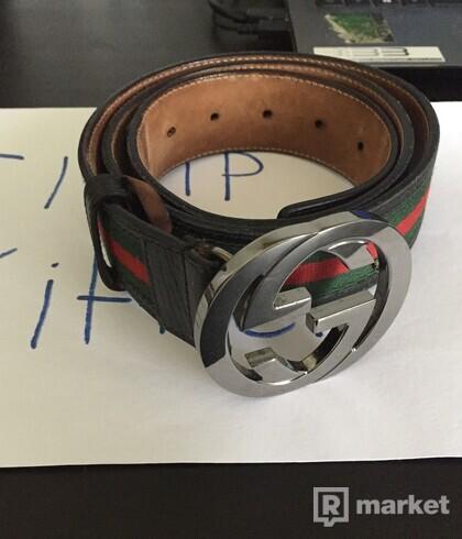 Gucci belt 115cm