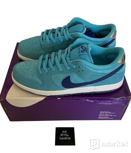 Nike SB Dunk Low Pro Blue Fury