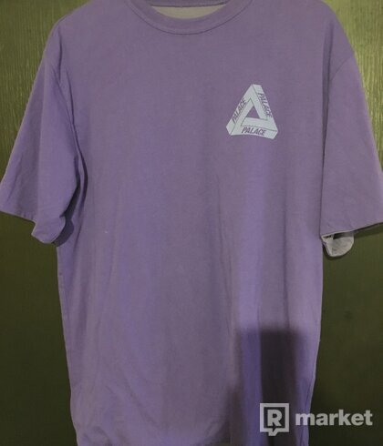 wts palace reverso tee purple
