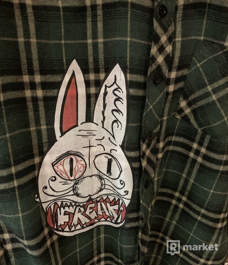 FREAK BUNNY SHIRT