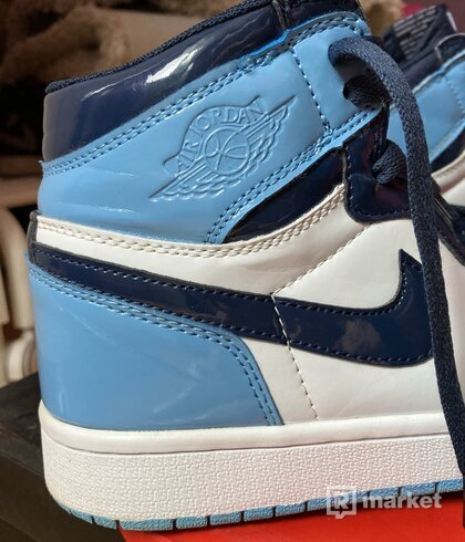 nike air jordan 1 high blue chill