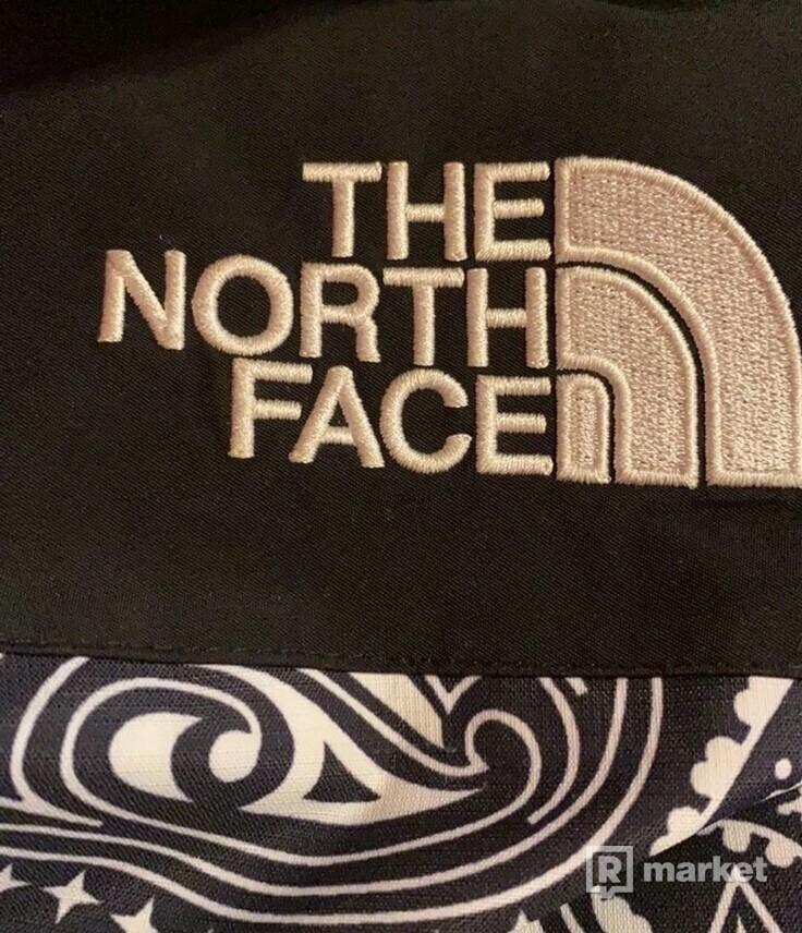 Supreme The North Face Bandana Jacket F/W 14