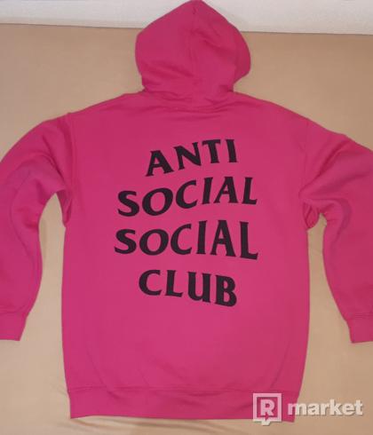 ASSC Pay No Mind Pink Hoodie