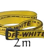 OFF-WHITE belt 2m