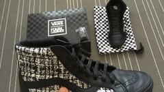 Vans x Karl Lagerfeld  S K8-HI REISURRE