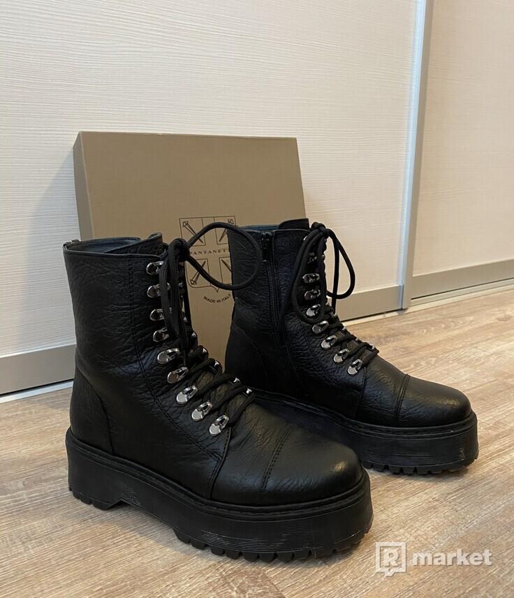 Bronx shoes size 39