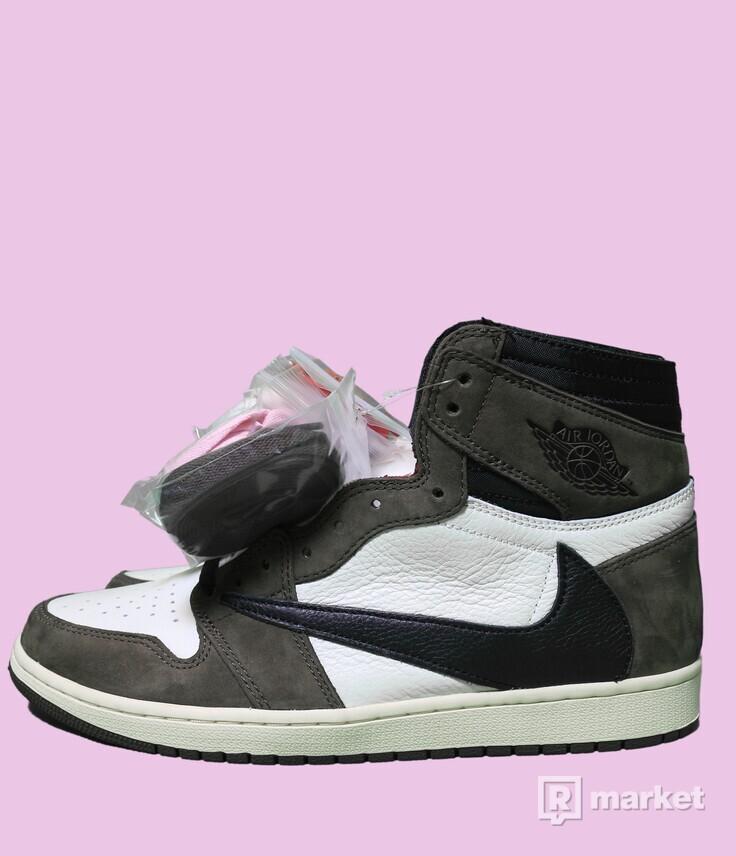 Air Jordan 1 Travis Scott Cactus Jack