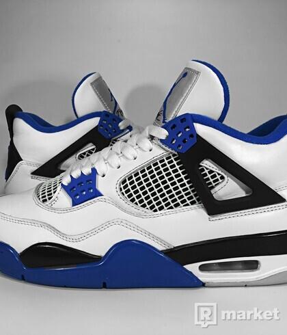 """Air Jordan Retro 4 """"Motorsport"""""""