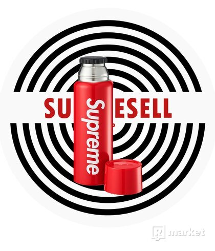 Supreme/SIGG Vacuum Insulated 0.75L Bottle