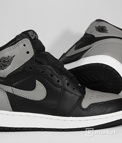 "Air Jordan Retro 1 High OG ""Shadows"" 2018 GS"