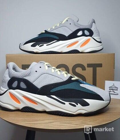 "Adidas Yeezy Boost 700 "" Wave Runner "" Solid Grey"