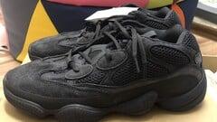 Yeezy 500 utility black vel. 45 1/3