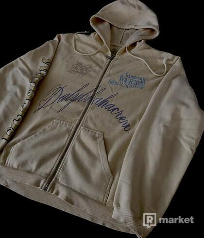 """Dalyb """"Teenrage tour """"hoodie"""