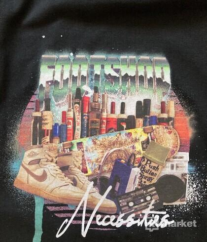 Footshop Necessities tričko