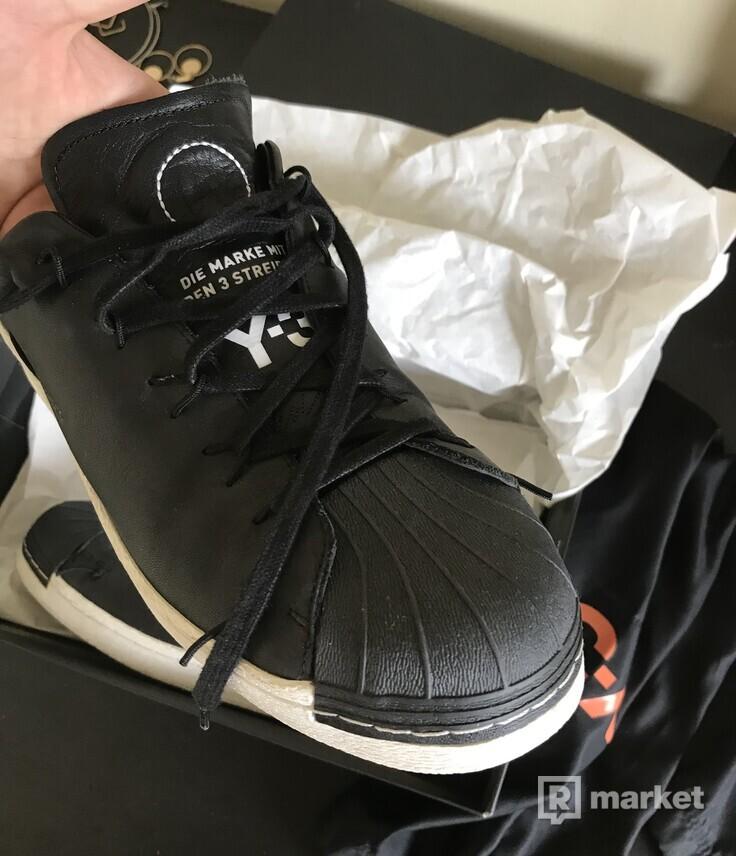Y-3 Super Knot black