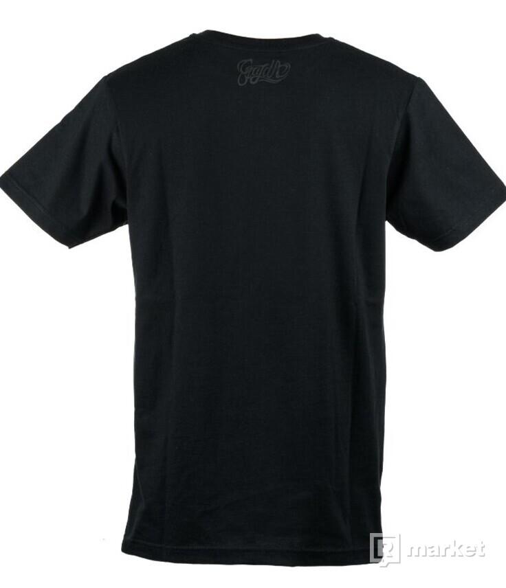 Allblack t-shirt /Gazda