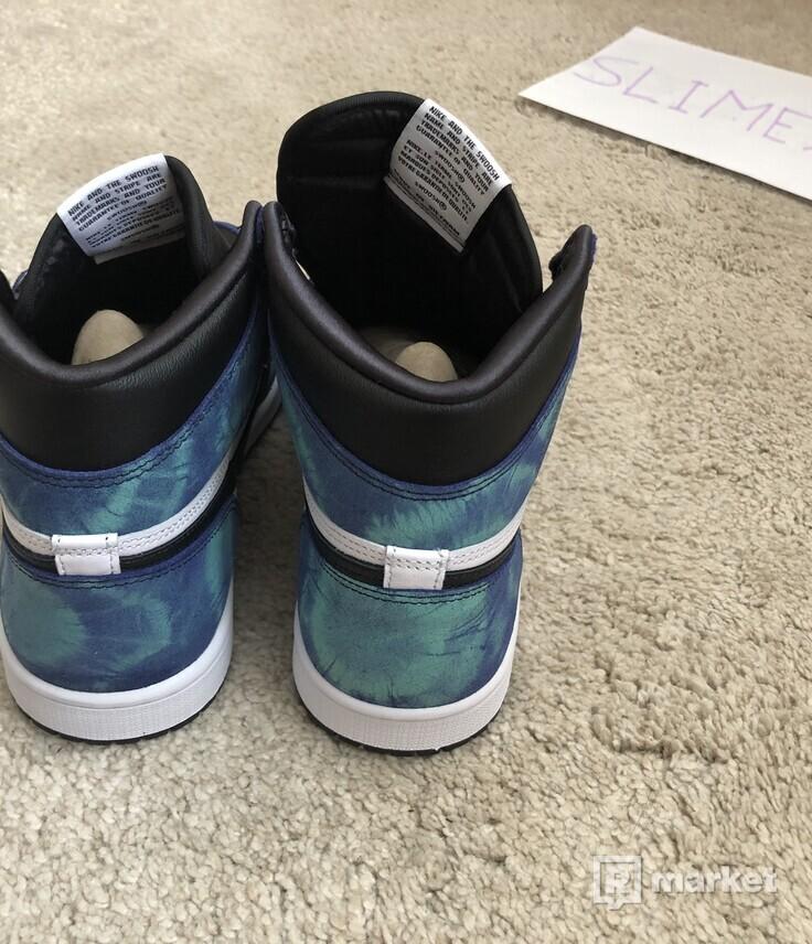 Air Jordan 1 High Tie Dye