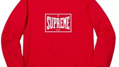 Supreme Crewneck