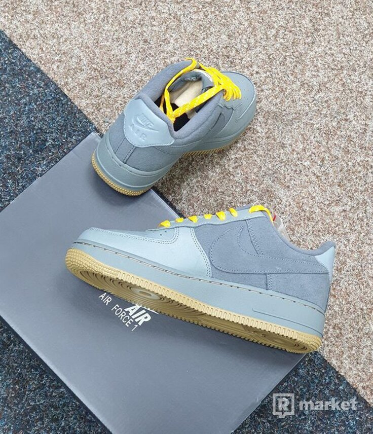 Nike Air Force 1 Premium Cool Gray