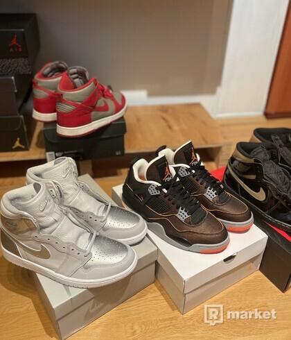 WTS Jordans and Dunk