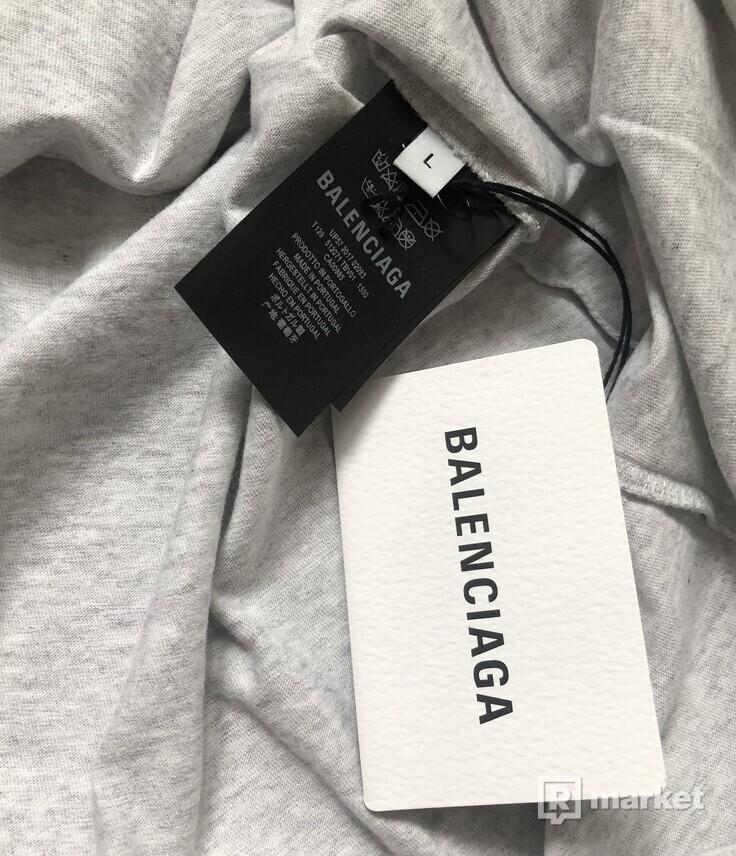 Balenciaga Tričko