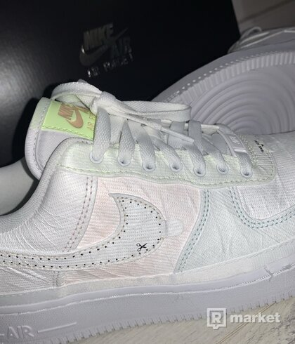 Nike Air Force 1 Tear Away Arctic Punch
