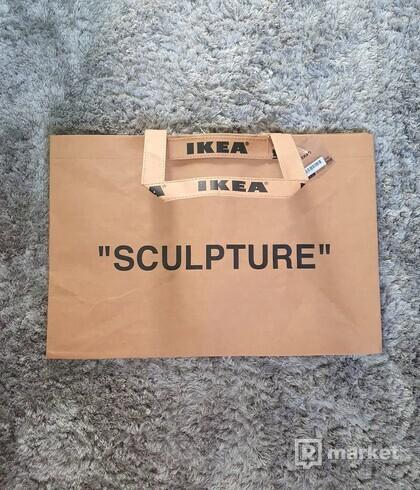 "IKEA X VIRGIL ABLOH ""SCULPTURE""BAGG"