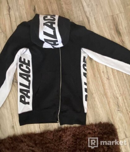 palace side panel hoodie