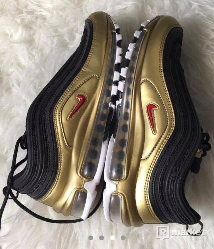 Nike air max 97 qs metalic