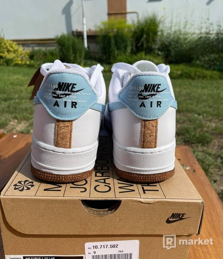 Nike Air Force 1 07 Light Indigo