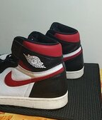 Air Jordan 1 High OG Gym Red