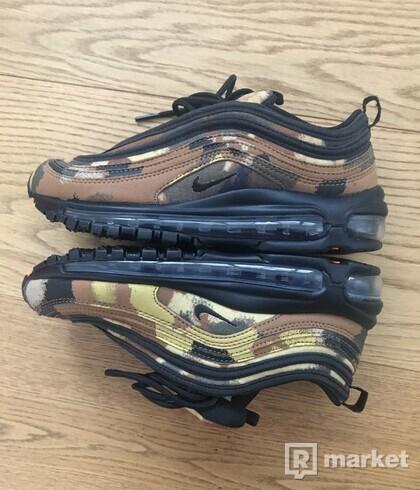 Nike air max 97 premium camo QS