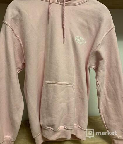Pil C pink hoodie