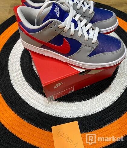 Nike dunk samba