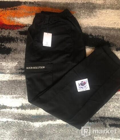 Sour solution cargo pants