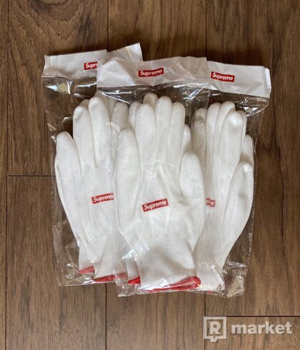 Supreme Rubberized Gloves