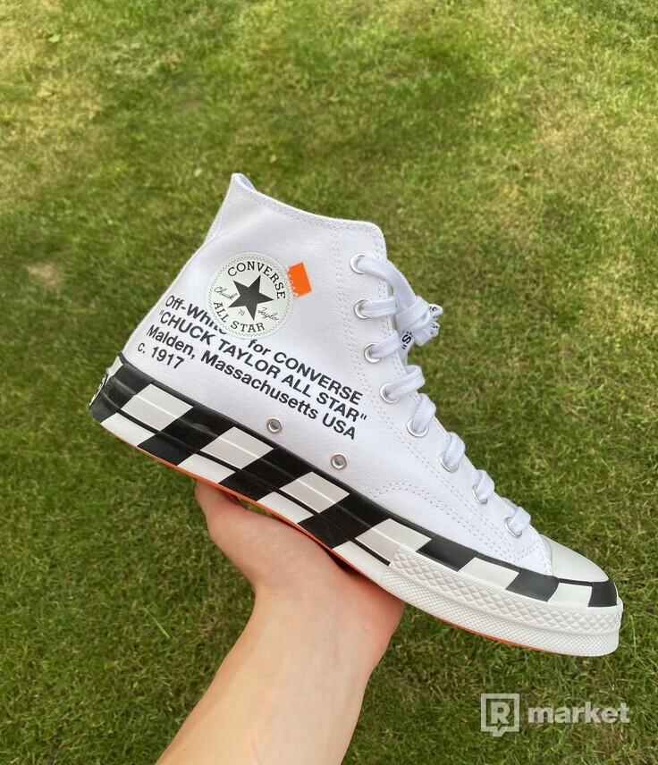 Converse x Off White