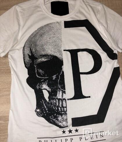 Philipp Plein round neck T shirt M