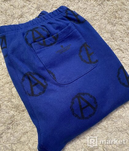 Supreme X Undercover Anarchy sweatpants FW16