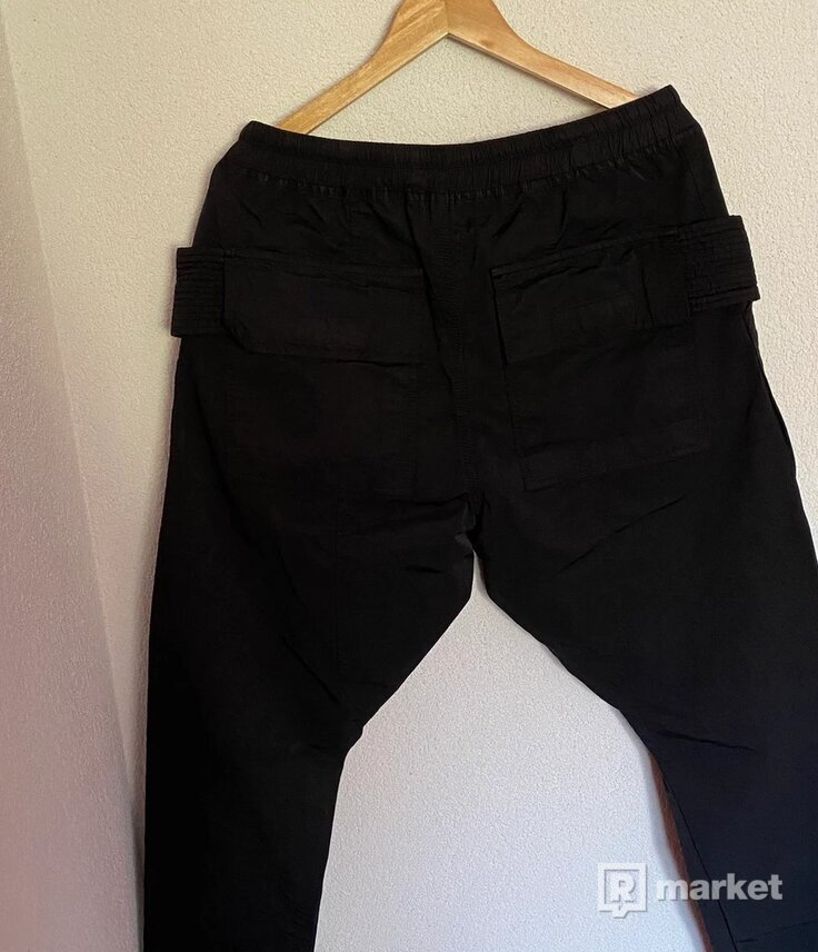 Rick Owens Creatch Cargo Pants S/S 16