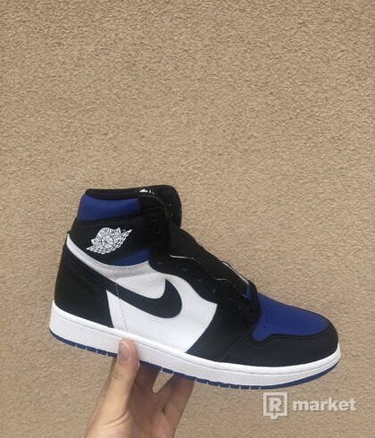 Jordan 1 High Royal Toe
