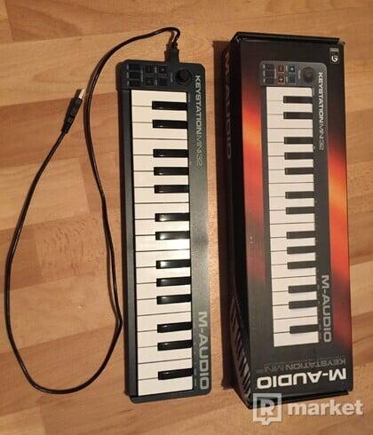 M-Audio keystation 32 ii