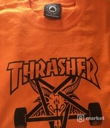 Thrasher x independent