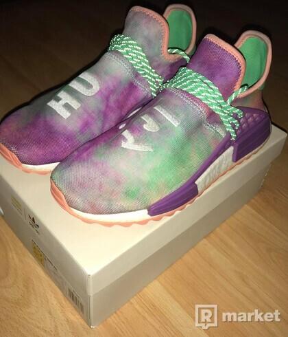 Adidas HU Chalk Coral