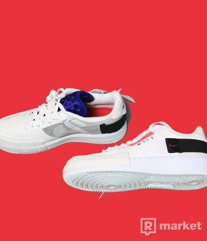 Air Force Type white