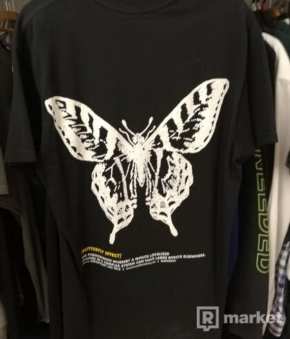 Cryformercy Butterfly Effect T shirt