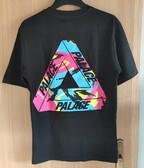 Palace Tri-Camo T-Shirt Black