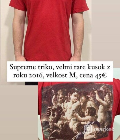 Supreme triko