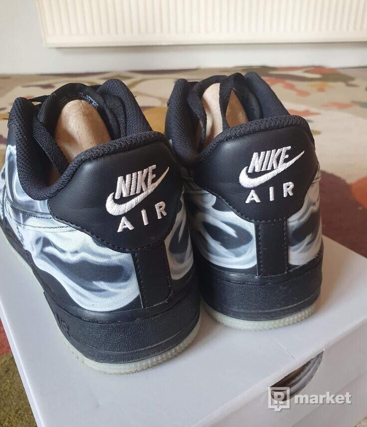 Nike air force skeleton