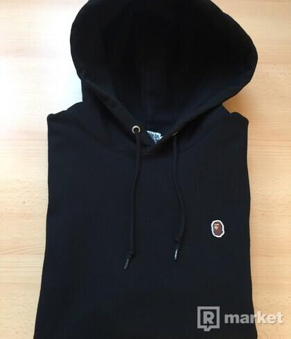 Bape small logo hoodie